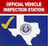 Texas Vehicle Inspection Station Logo