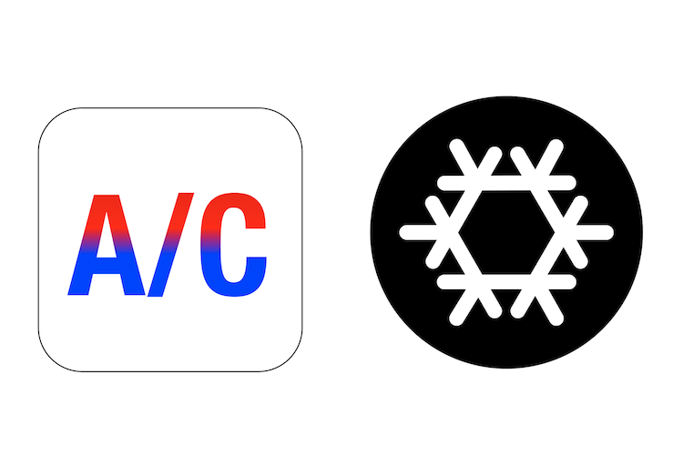 image of automotive air conditioner symbols